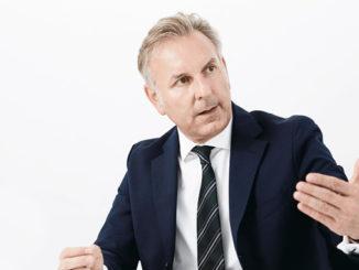 Stefan Buchner, szef Mercedes-Benz Trucks (fot. Daimler)