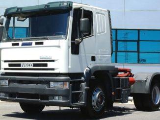 Iveco EuroTech produkowano w latach 1993−2001 (fot.Iveco)