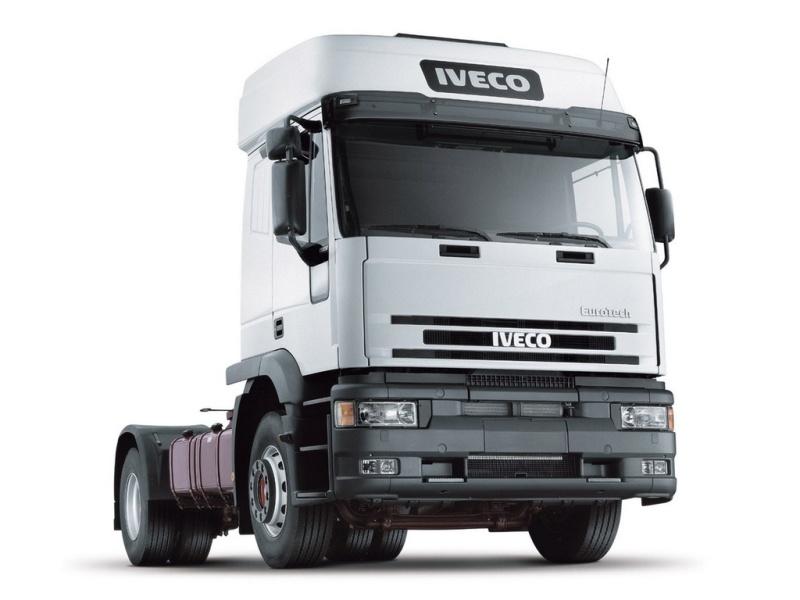 Iveco EuroTech produkowano wlatach 1993−2001 (fot.Iveco)