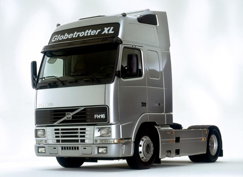 Model FH produkowano imontowano napięciu kontynentach (fot.Volvo)