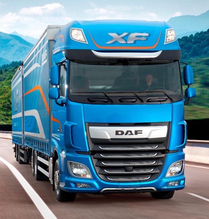 Nowy DAF XF FAR - Super Space Cab (fot.DAF)