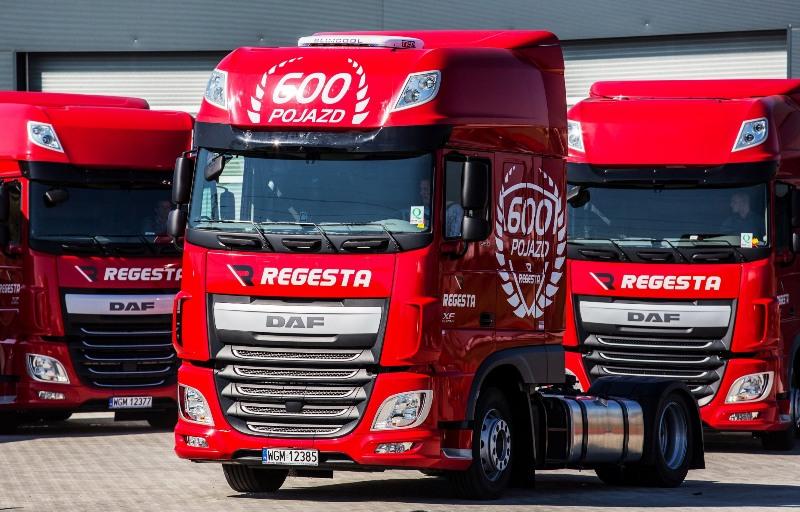 Fot. DAF Trucks Polska