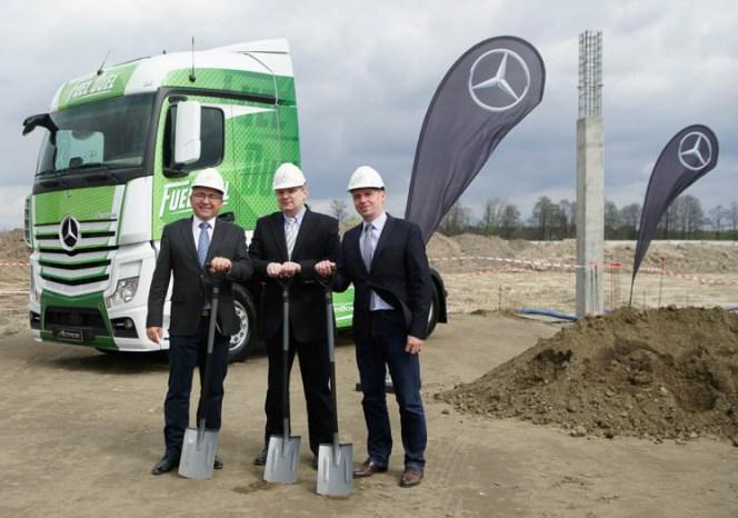 fot. Mercedes-Benz Polska