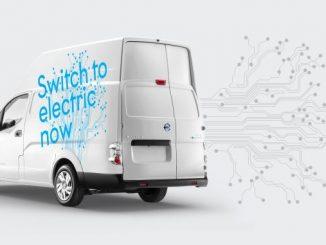 Nissan e-NV200 XL Voltia to miejski elektryczny furgon
