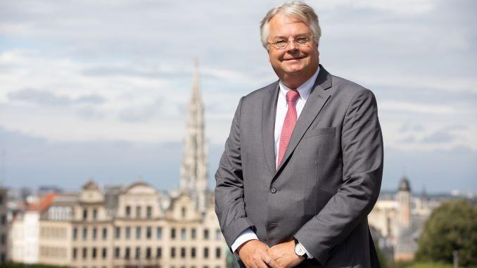 Eric-Mark Huitema, dyrektor generalny Europejskiego Stowarzyszenia Producentów Samochodów (ACEA)
