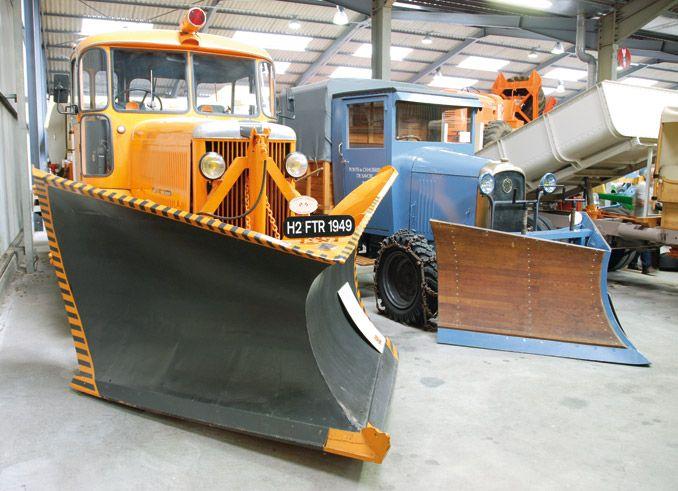 Samochody specjalne budowane nabazie ciężarówek Berlieta przezwiele lat służyły francuskim służbom komunalnym (fot.D. Piernikarski)