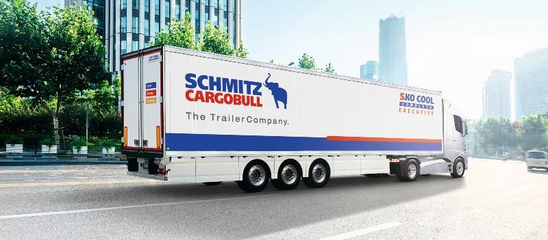 1.miejsce: 5149 naczep EWT Truck & Trailer Polska dostarczyło klientom w2016 r., aponad 62% wszystkich kupowanych wPolsce w2016 r. naczep chłodniczych, izoterm ifurgonów (1810 szt.) wyprodukowano wfirmie Schmitz Cargobull (fot.Schmitz Cargobull)