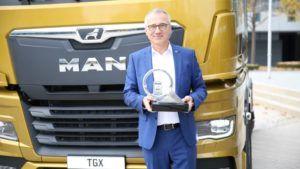 Andreas Tostmann, prezes zarządu MAN Truck & Bus